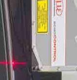 Gap measurement on a car body