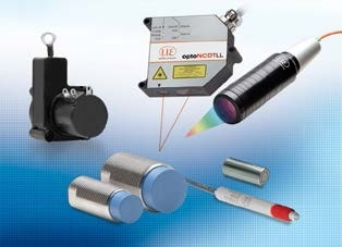 Sensors and systems for displacement and position