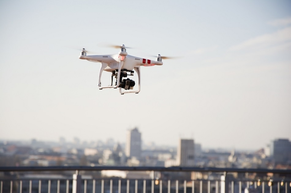Inertial sensors are an essential component for attitude sensing in drones.