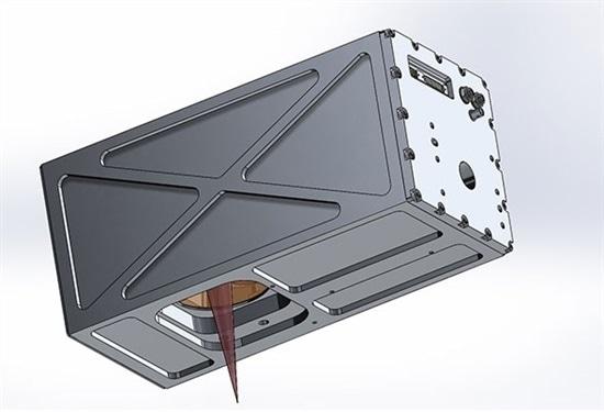 ultralight scanhead