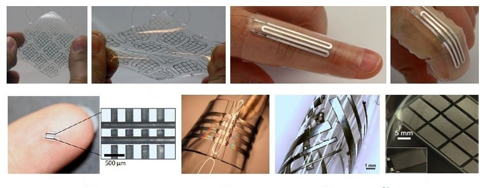 Examples of the soft sensors that Dr. Kramer
