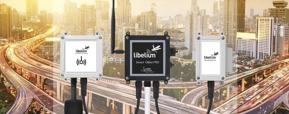 New IoT Sensor Platform for Smart Cities Aims to Improve Accuracy in Sound Level and Air Quality Sensors