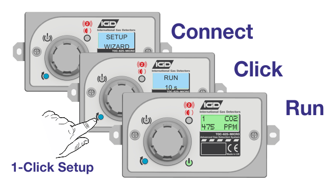 TOC-625 Micro system