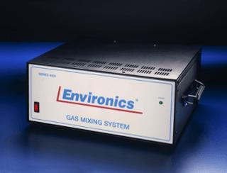 Environics Gas Mixing System