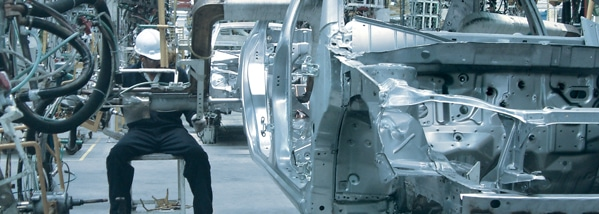 Factory Automation Sensor Solutions for Automotive Applications