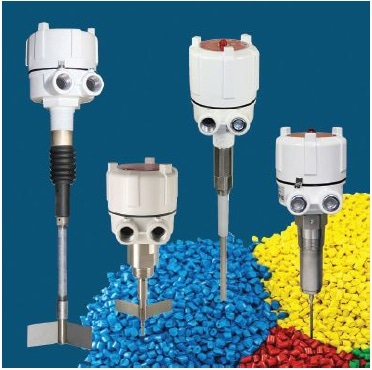 A rotary, capacitance probe, vibrating rod, and the tilt switch are common point level indicators