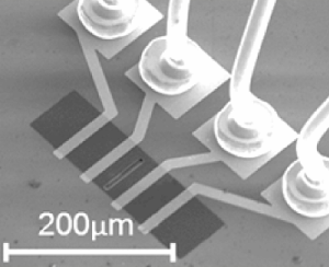 The properties of graphene make it ideal for use in NEMS sensors. Image: Photos.com.