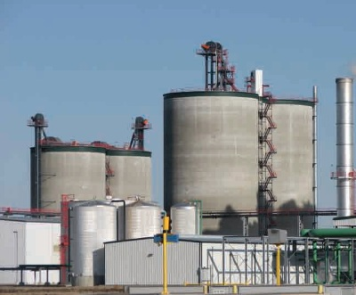 3DLevelScanner now installed on 4 large silos.