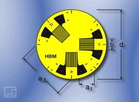 Strain stress gauges