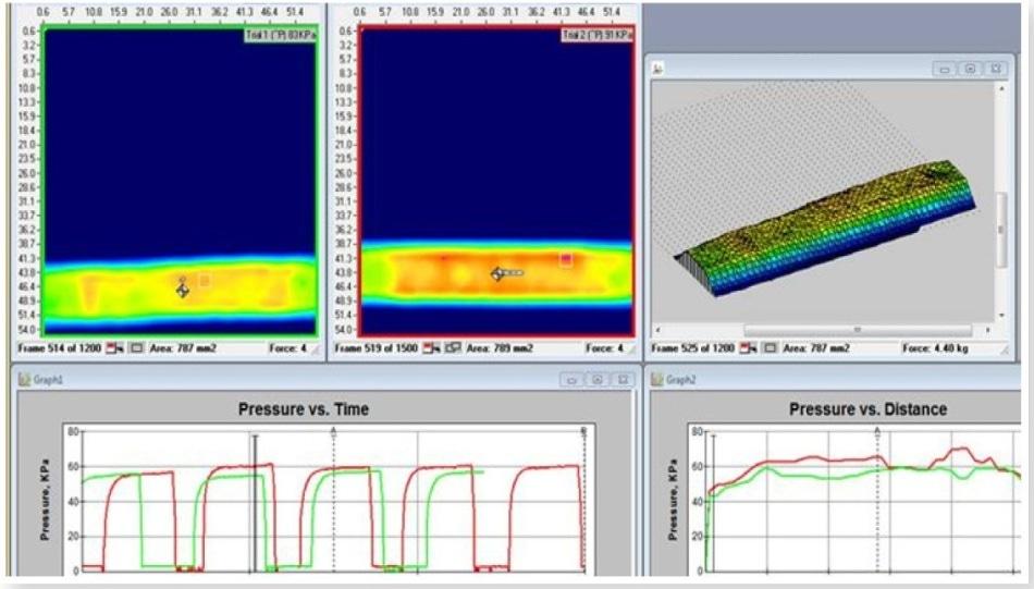 Output of High Temp Sealing Bar