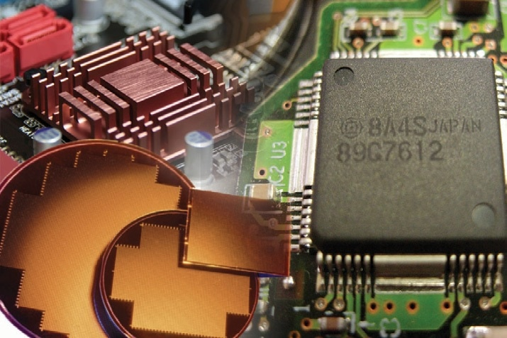 Semiconductor Precision Clamping