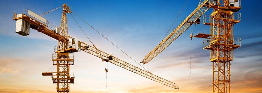 Controlling the Limits of Cranes