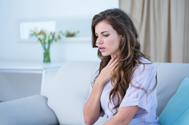 High levels of CO2 and VOCs have been shown to aggravate asthma. (Image credit: wavebreakmedia/ShutterStock)