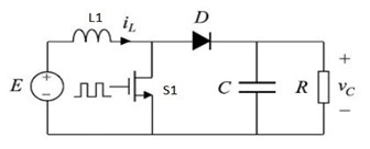 Simplified Boost Circuit