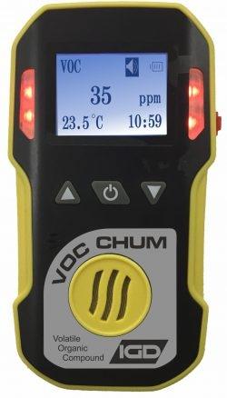 IGD's Safe Area single gas PID sensor – VOC-CHUM