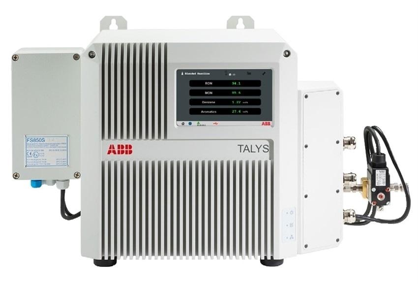 ABB Process FT-NIR analyzer TALYS ASP400-Ex