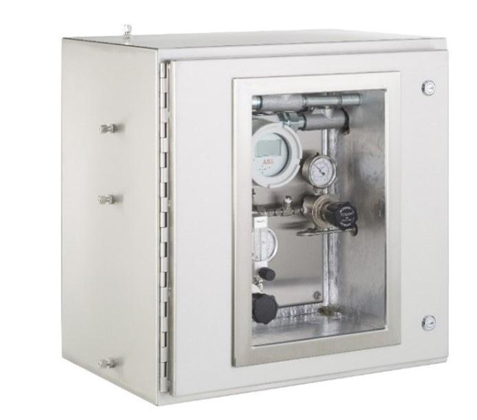 ABB Process Hydrogen Analyzer HP30