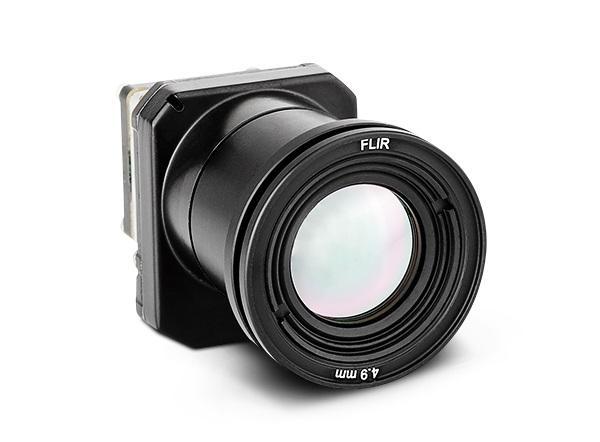 Boson 640 x 512 resolution thermal camera