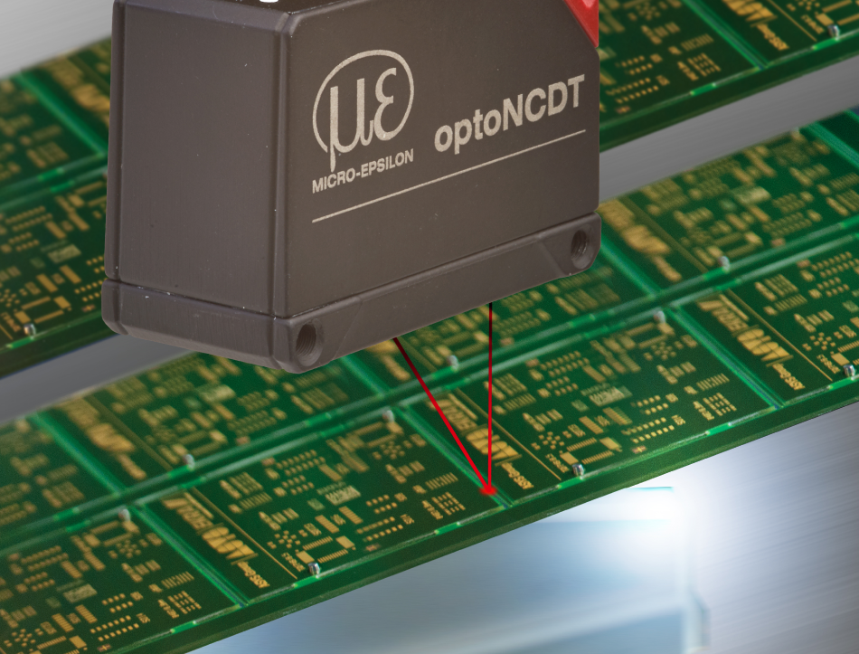 Inspecting Electronics Production Using Smart Laser Sensors
