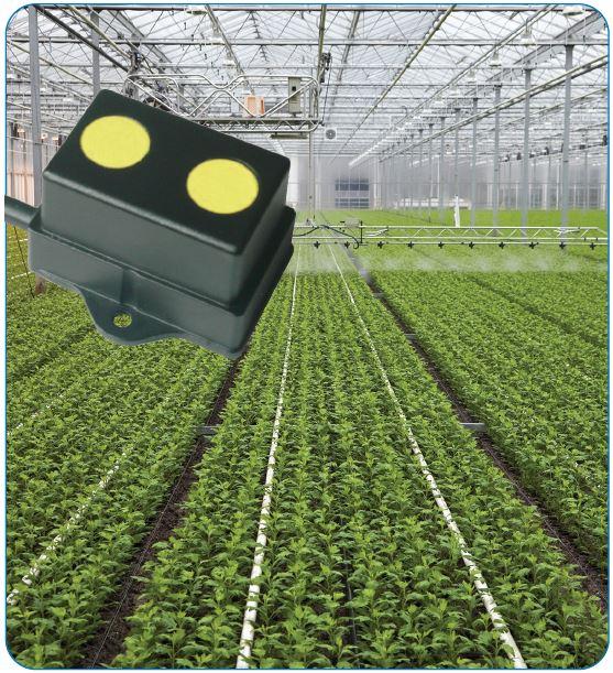 Smart Greenhouse Environmental Control and Monitoring