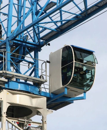 Crane nest