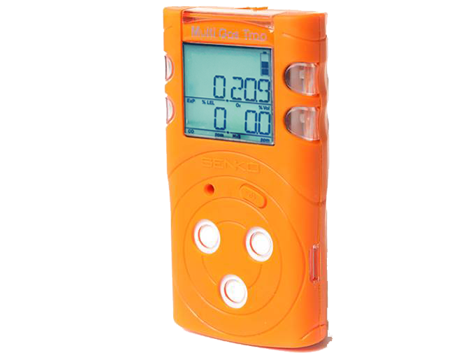SENKO MGT Multi Gas Confined Space Monitor.
