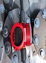 Continuous level sensors take frequent readings.