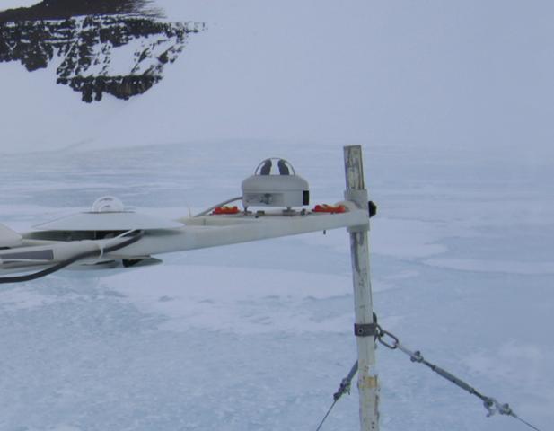 SPN1 in Antarctica