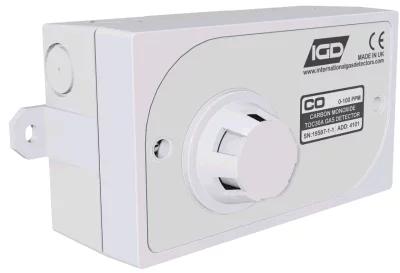 TOC-750 safe area addressable gas detector.