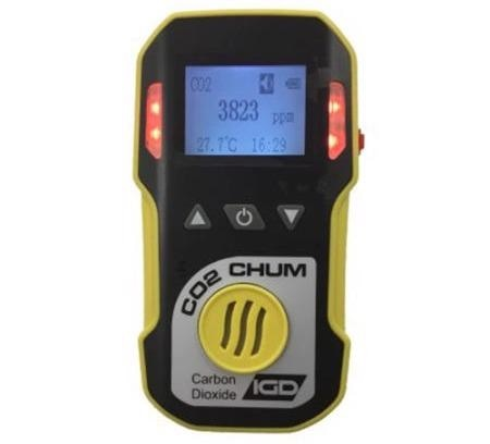 CO2-CHUM Portable Gas Detector