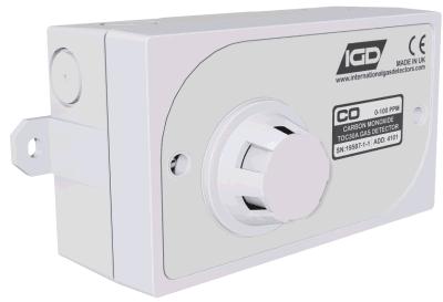 TOC-750 Addressable Safe Area Gas Detector.