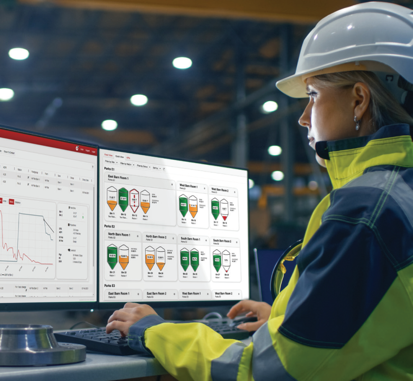 Transforming Industrial Internet of Things (IoT) with Cloud-Based Inventory Software