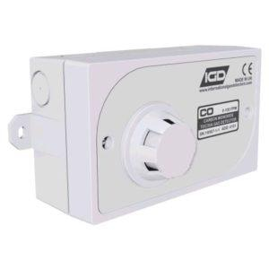 TOC-750 Safe Area Addressable Gas Detector. IP54 and sensor options for over 400 gases and vapours.