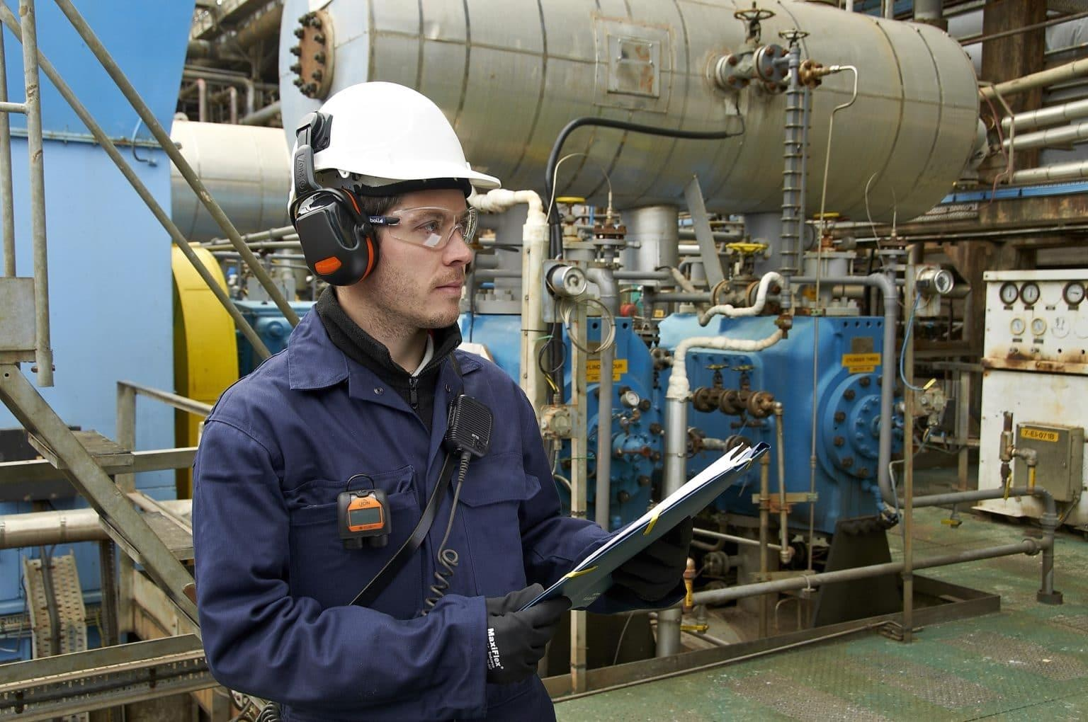 Monitoring Occupational Exposure to Toxic Chemical Compounds