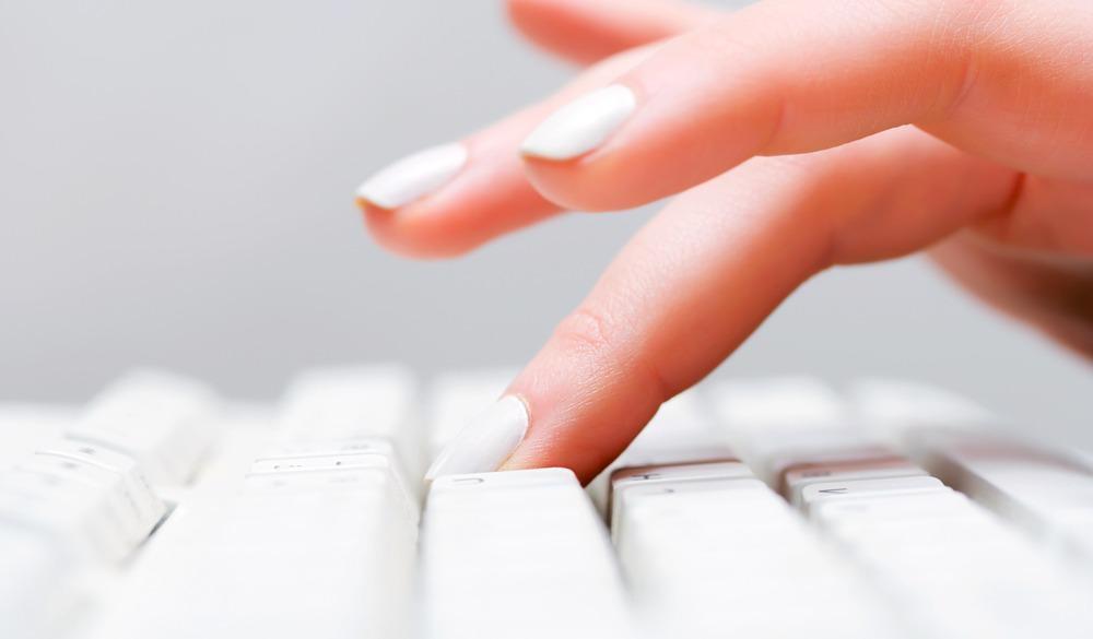 fingertips, keyboard, energy harvesting