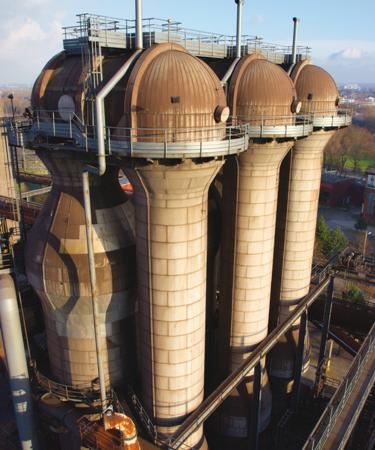 Steel Manufacturing Facility - Silo