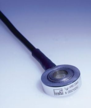 KMR force washer, smallest design, 20kN nominal (rated) force.