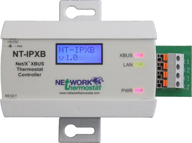 The NT-IPXB Network Controller.