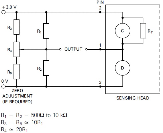 Recommended circuit diagram
