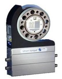 Schematic of digital telemetry torque sensor