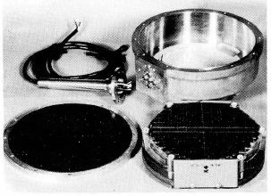 The first ADP transducer was designed as a replacement for the 24 kHz Rochelle salt device.
