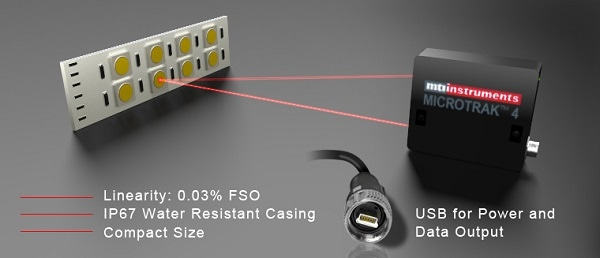 MTI Laser Sensor