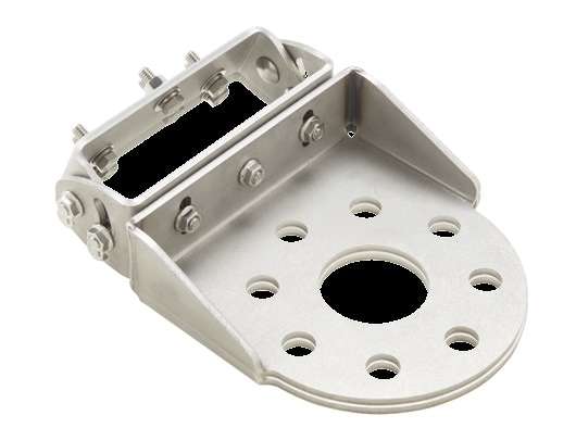 Rotating Purge Ring Bracket for Laser Level Transmitter