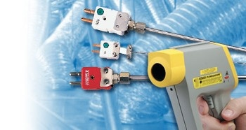 furnace temperature measurement