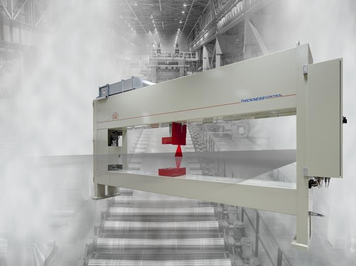 Measurements made using an O-frame are extremely precise and, thanks to their compact structure, can also be made when space is limited.