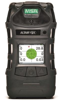 MSA ALTAIR 5X portable gas detector.