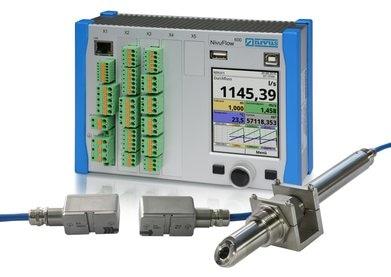 Transmitter and various sensor types.