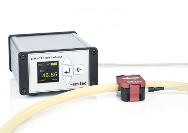 The flow measurement system Biopro TT