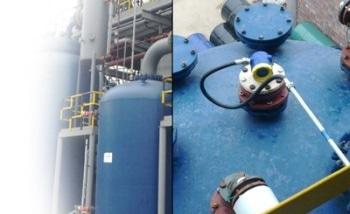 Using Ultrasonic Level Sensors for Bulk Storage Tanks