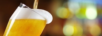 Carrying out Level Measurement with Beer Foam